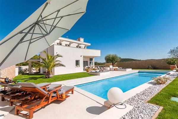 Villa Amber in Croatia