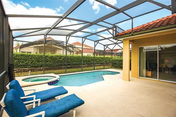 Villa Amber in Florida