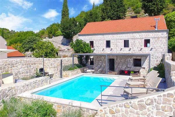 Villa Ambiance in Croatia