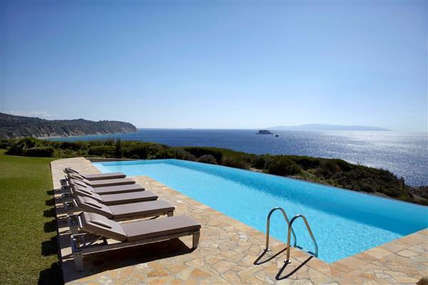 Villa Amethyst in Ionian Islands