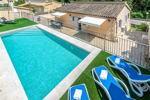 Villa Amigos in Mallorca