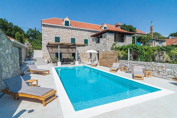 Villa Amila in Croatia