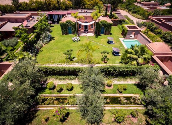 Villa Ammara in Marrakech
