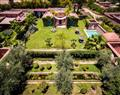 Take things easy at Villa Ammara; Marrakech; Morocco