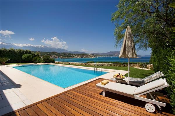 Villa Ammos in Crete