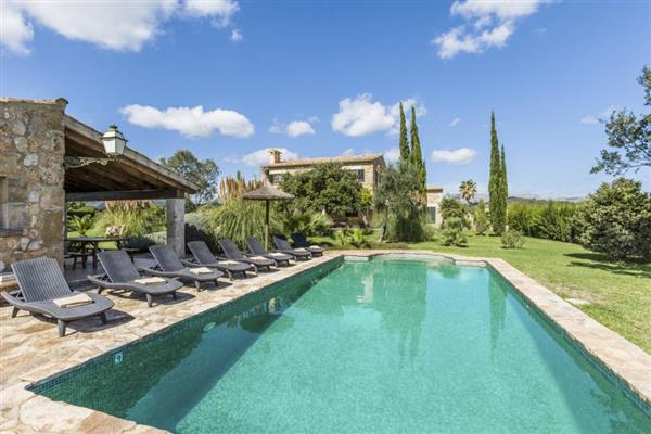 Villa Amparo from Oliver's Travels