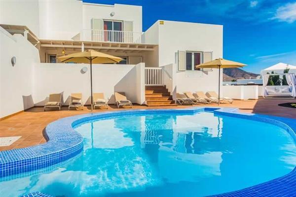 Villa Amparo in Lanzarote