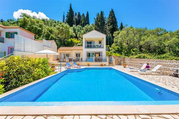 Villa Amphitrite in Paxos