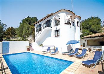 Villa Ana in Spain