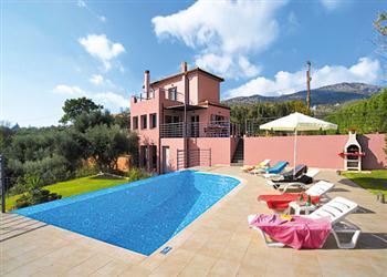 Villa Ana in Kefalonia