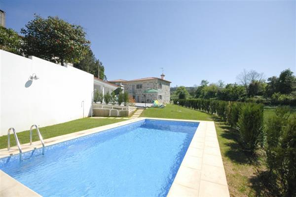 Villa Anabela in Barcelos