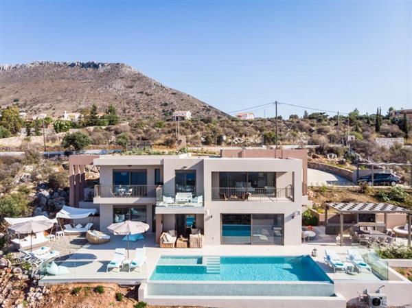 Villa Ananke in Crete