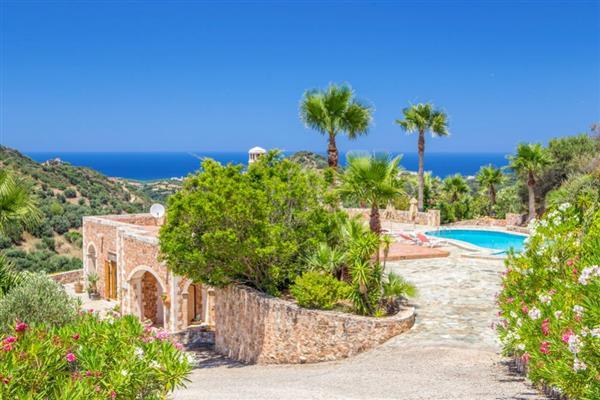 Villa Anastasia in Crete