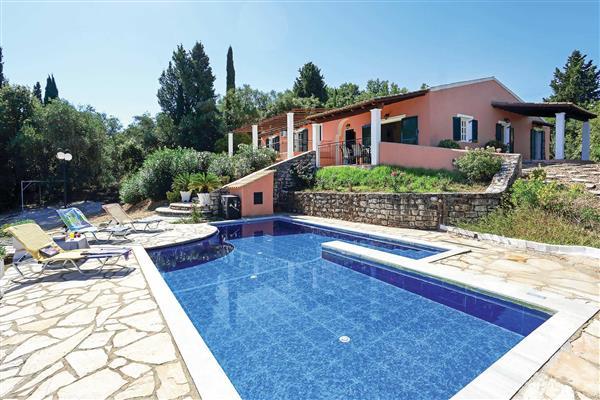 Villa Anatoli in Corfu