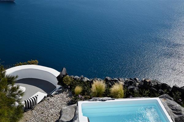 Villa Anavei in Southern Aegean