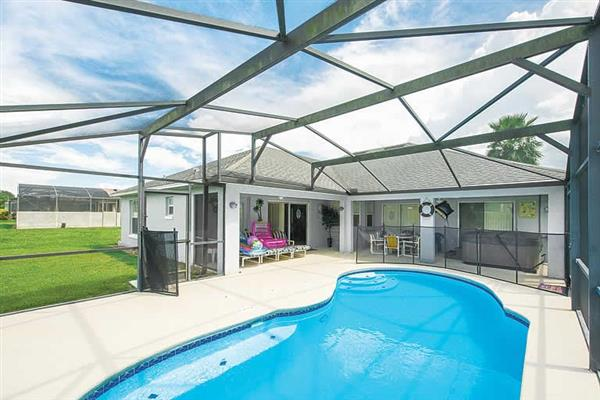 Villa Anchors Away, Disney Area and Kissimmee, Orlando - Florida With Swimming Pool