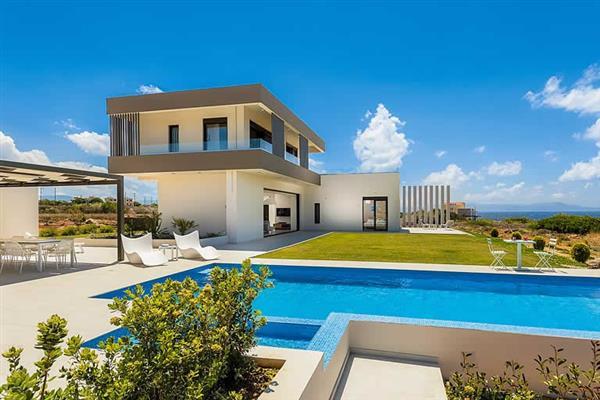 Villa Andrae in Crete