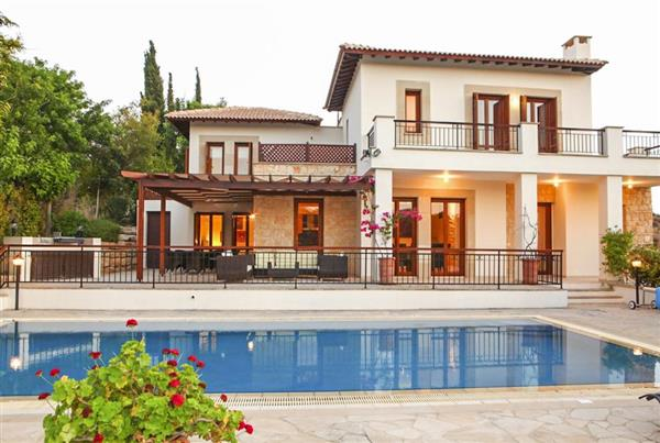 Villa Androulla in