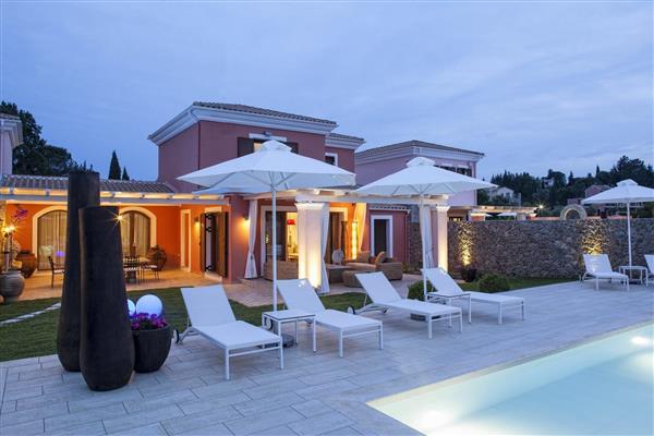Villa Anemona in Ionian Islands