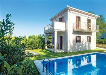 Villa Anemos Blue in Lefkas