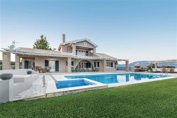 Villa Anemos in Kefalonia