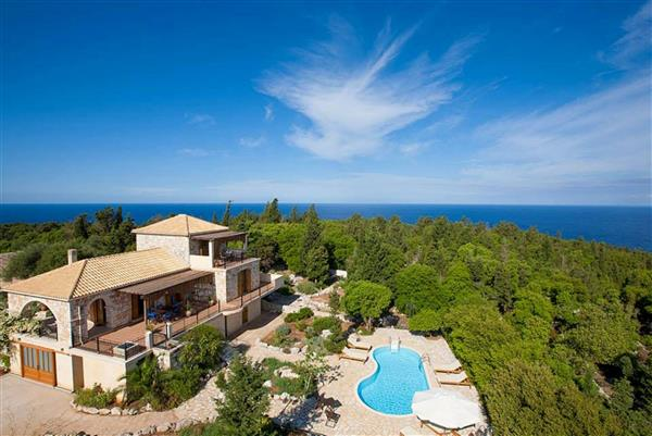Villa Anestis in Ionian Islands