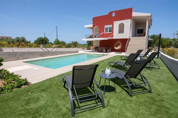Villa Aneta in Southern Aegean