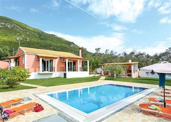 Villa Angelika in Corfu