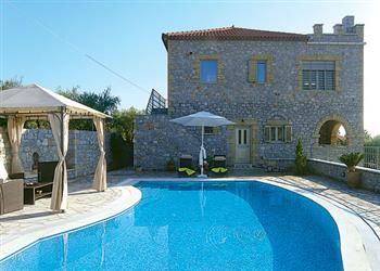 Villa Angeliki in Greece