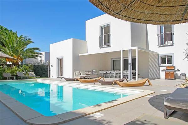 Villa Angelina in Corsica