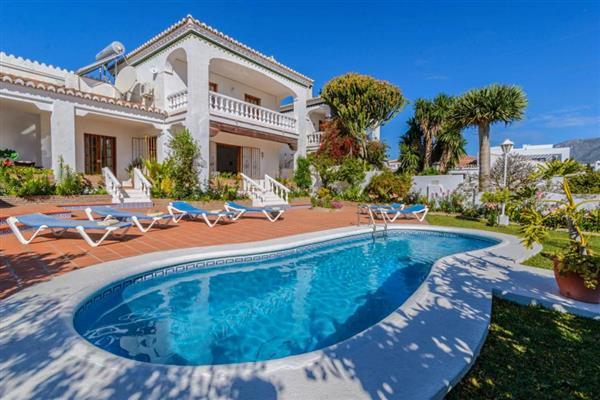 Villa Angelinas in Málaga