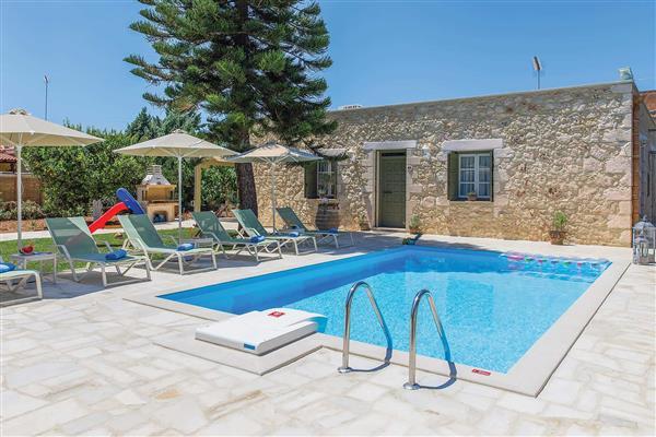 Villa Angelithos in Crete