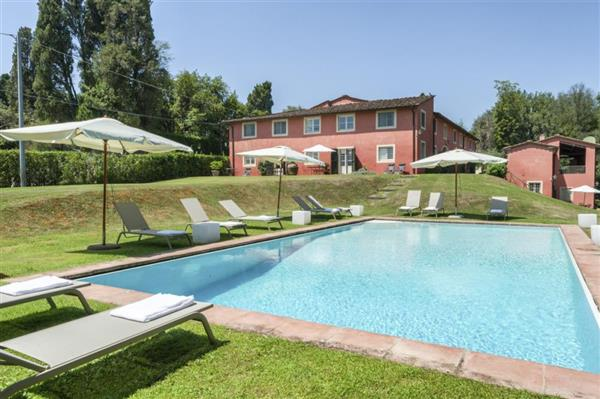 Villa Anjelica in Provincia di Livorno