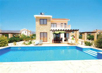 Villa Anna, Coral Bay, Cyprus With Swimming Pool