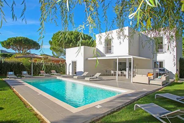 Villa Anna Lisa in Corsica