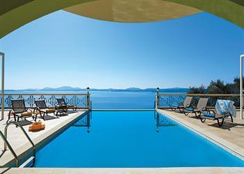 Villa Anna in Corfu
