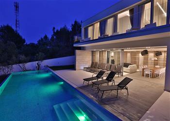 Villa Anna in Croatia