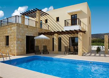 Villa Anthia, Coral Bay, Cyprus With Swimming Pool