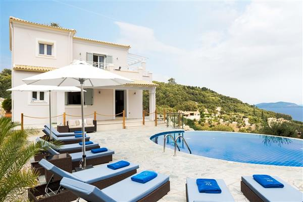 Villa Anthos in Ionian Islands