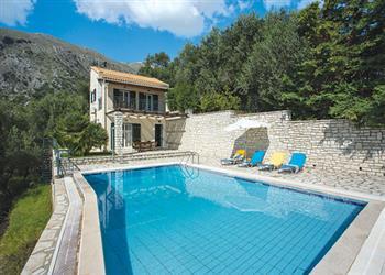 Villa Antigoni in Corfu