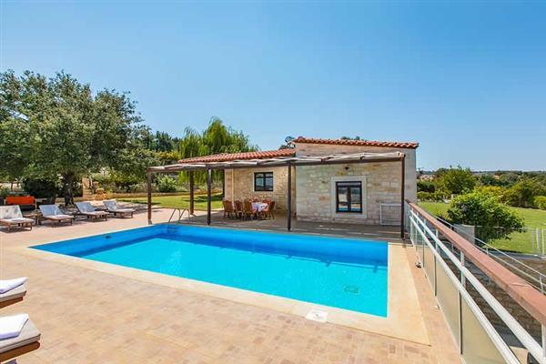 Villa Antiopi in Crete