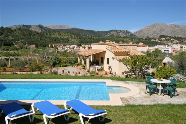 Villa Antonias in Islas Baleares