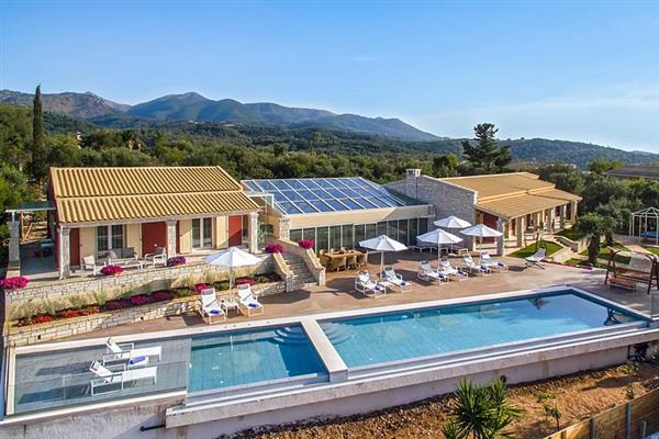 Villa Aphrodite in Corfu