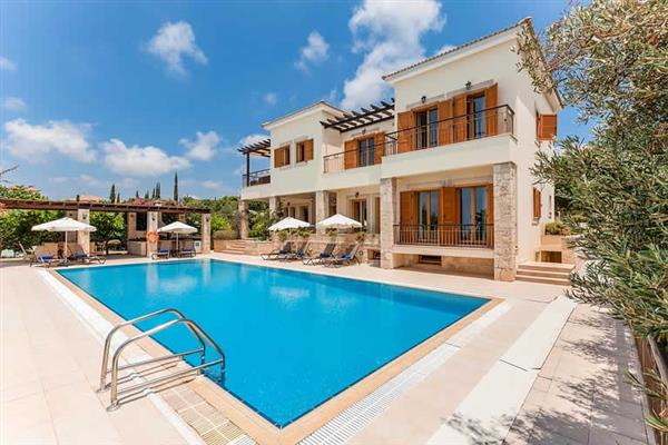 Villa Aphrodite Hills Elite 151 in Cyprus