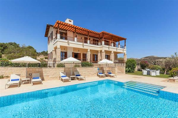Villa Aphrodite Hills Elite 195, Aphrodite Hills, Cyprus With Swimming Pool
