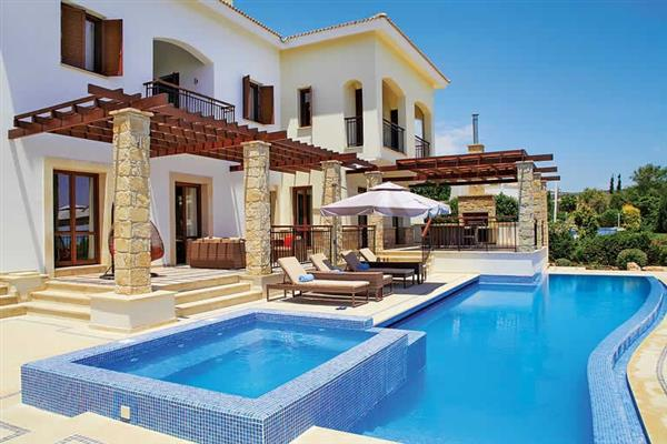 Villa Aphrodite Hills Elite 264, Aphrodite Hills, Cyprus With Swimming Pool