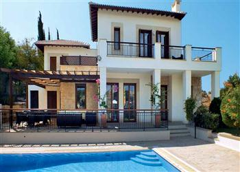 Villa Aphrodite Hills Elite 309, Aphrodite Hills, Cyprus With Swimming Pool