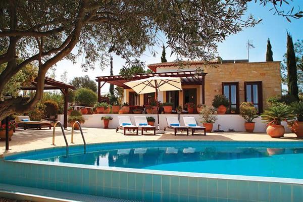 Villa Aphrodite Hills Superior 312 in Cyprus