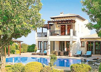 Villa Aphrodite Hills Superior 336, Aphrodite Hills, Cyprus With Swimming Pool
