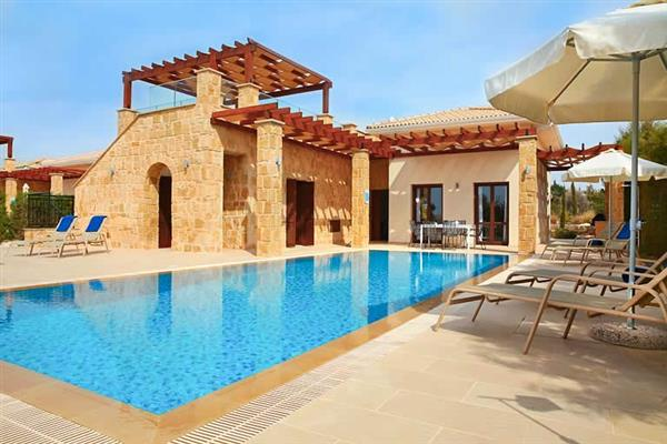 Villa Aphrodite Hills Superior 368, Aphrodite Hills, Cyprus With Swimming Pool